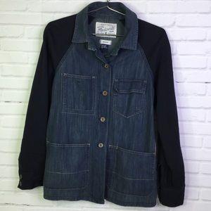 Madewell Rivet & Thread Size M Denim Work Jacket